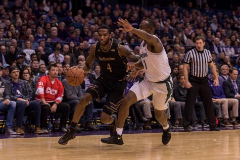 Men's Basketball: Northwestern blows 27-point lead, loses to Michigan State