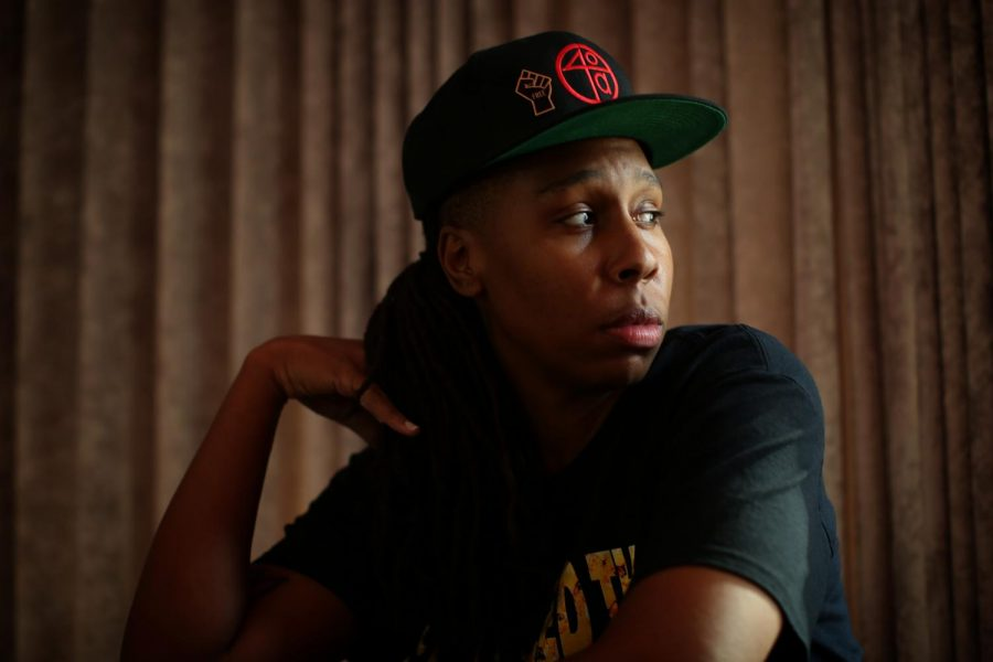 Lena Waithe. Waithe, an Emmy-winning writer and actress, will speak on campus Feb. 15.