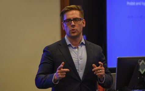 Rauner adviser Mischa Fisher talks importance of data in public policy