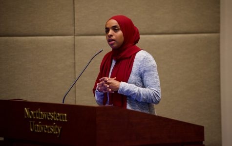 Muslim basketball player speaks on faith, discrimination during Discover Islam Week event