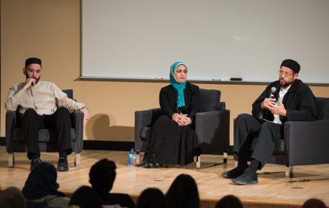 Muslim scholars discuss faith as motivation in Discover Islam Week keynote