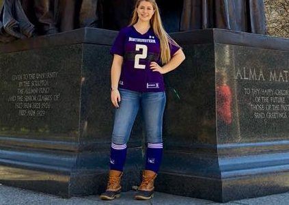 Northwestern junior Kenzie Krogh dies, cause of death unknown