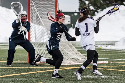 Lacrosse: Northwestern looks to fix mistakes before matchup against USC