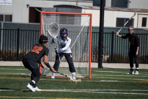 Lacrosse: No. 13 Northwestern clinch upset win over No. 7 USC