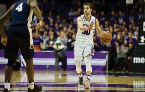 Men's Basketball: Northwestern seeks first-ever win at Maryland