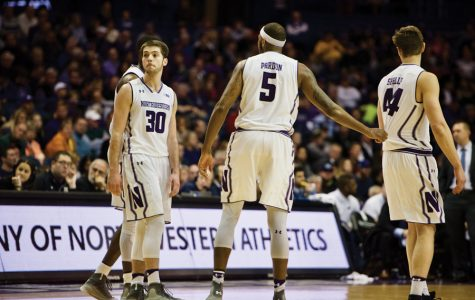 Men's Basketball: Minus McIntosh, Northwestern collapses against Rutgers