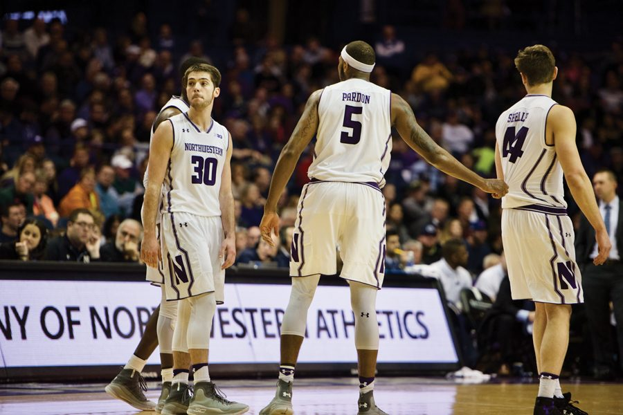 The+squad+looks+for+answers.+Northwestern+struggled+to+find+any+offensively+in+the+loss+to+Rutgers.