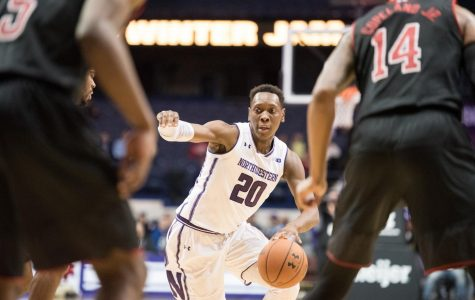 Men's Basketball: Northwestern's losing streak at Maryland continues