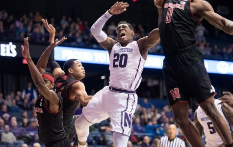 Men's Basketball: Northwestern looking for bounce-back victory at Rutgers
