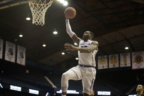 Men's Basketball: Northwestern ends regular season with sixth-straight loss