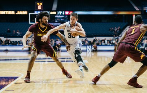 Men's Basketball: Program-changing senior class to close tenure mired in mediocrity