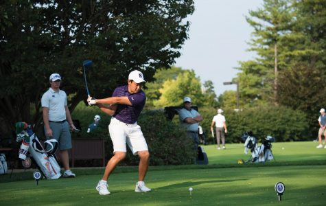 Men's Golf: The Cats land at No. 11 of 14 in Big Ten Match Play