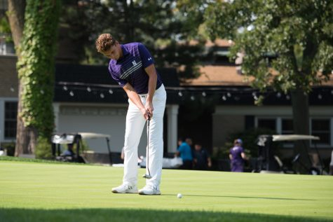 Men's Golf: Cats post strong start to stroke play in SoCal