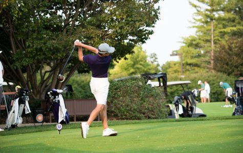 Men's Golf: After three-month hiatus, Cats gear up for Big Ten Match Play