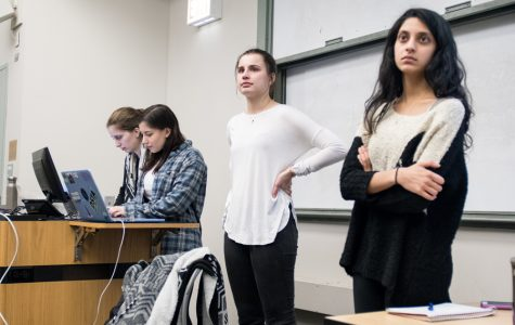 Students discuss revisions to University sexual misconduct policy