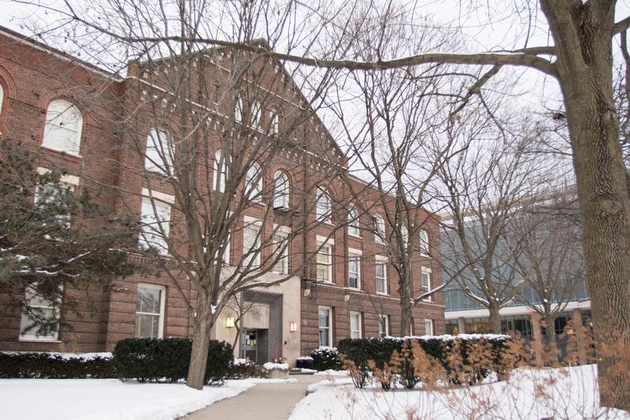 Fisk Hall.