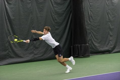 Men's Tennis: Northwestern presented with opportunities for first quality wins
