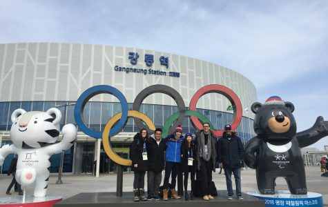 Medill students travel to Pyeongchang for Winter Olympics coverage