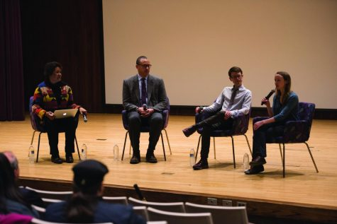 Holloway, documentary directors discuss importance of studying lynching