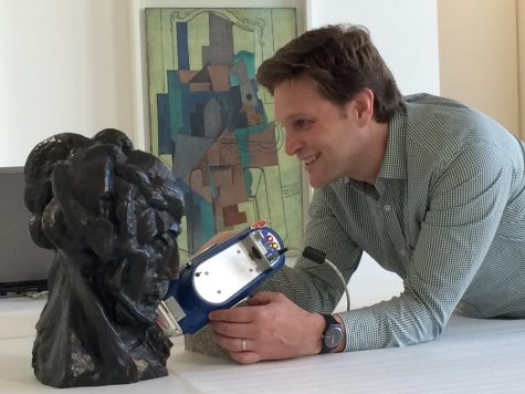 NU researchers reveal details about Picasso's artistic style after making new discoveries in bronzes, painting