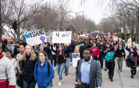 ETHS students plan walkout for gun control March 14