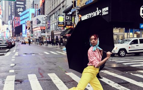 Chicago-based musician Ravyn Lenae. The 19-year-old singer and songwriter will perform at Evanston SPACE for the second A&O Chicago Benefit.