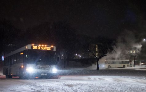 Evanston officials prepare for 'snow emergency' this weekend