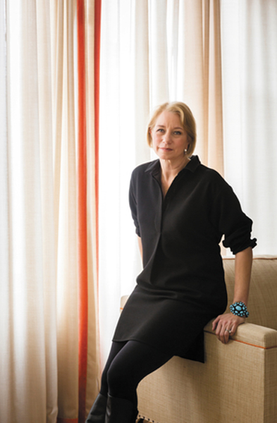 "Laura Lippman has written 21 crime novels. Her latest, ""Sunburn,"" features two strangers who meet in a small town in 1995."
