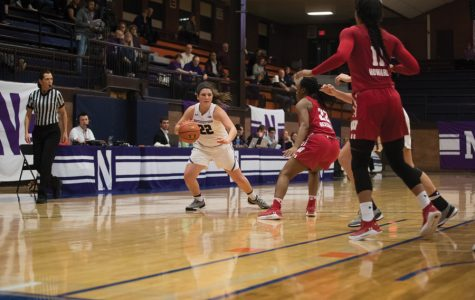 Women's Basketball: Wildcats make 16-point comeback before falling in overtime to Indiana