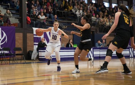 Women's Basketball: Kunaiyi-Akpanah continues to improve but Wildcats fall again