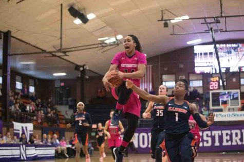 Women's Basketball: Wildcats beat Illinois, show their potential