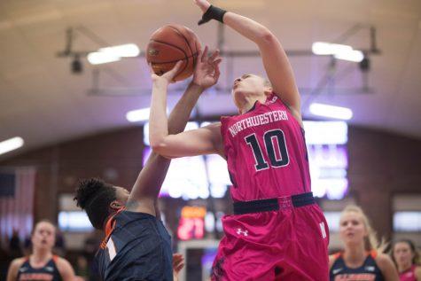 Women's Basketball: Northwestern loses to No. 14 Ohio State