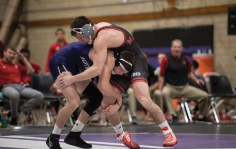 Wrestling: Northwestern suffers tough losses to Rutgers, Iowa