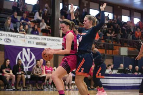 Women's Basketball: Wildcats' depth players shine in win over Illinois