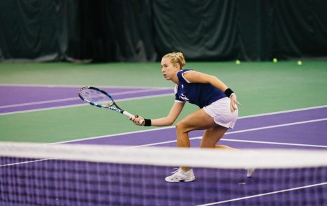 Women's Tennis: Northwestern gets break from ranked opponents, faces Oregon