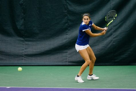 Women's Tennis: Northwestern set to face Vanderbilt in battle between top-25 opponents