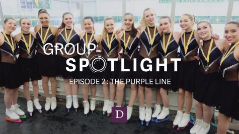 Video: Group Spotlight – Northwestern Figure Skating Club provides a platform for synchronized skating