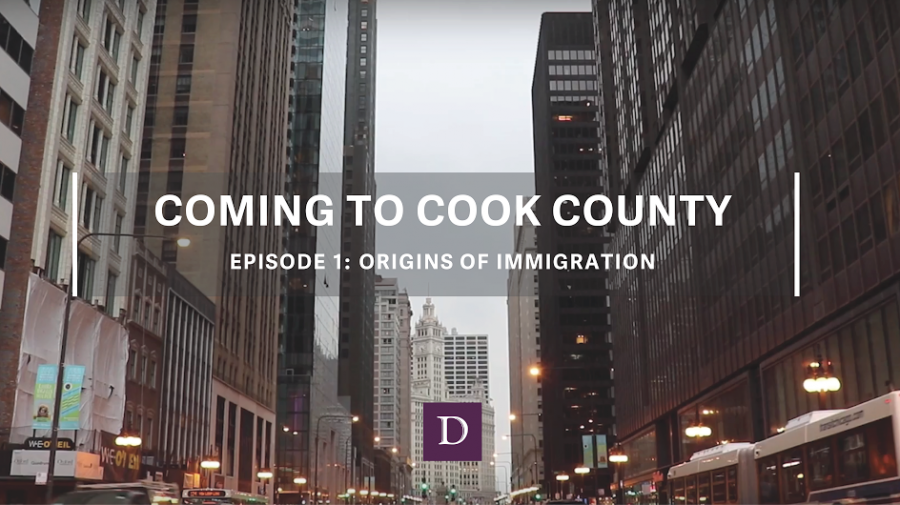 Coming to Cook County - Origins of Immigration