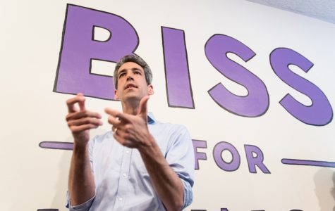 State Sen. Daniel Biss (D-Evanston). As the Democratic primary approaches, Biss looks toward a possible future as governor.