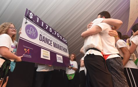 Dance Marathon 2018 raises over $1.1 million for Cradles to Crayons, Evanston Community Foundation