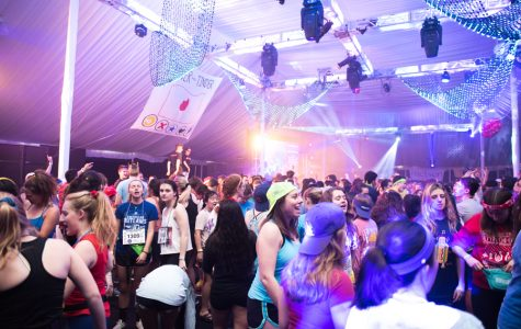 150-hour, 120-hour club members reflect on their final Dance Marathon
