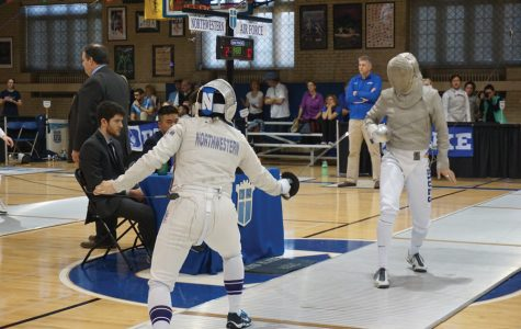 Fencing: Northwestern to send 12 fencers to NCAA Regionals