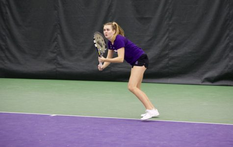 Women's Tennis: Erin Larner named Big Ten Women's Tennis Athlete of the Week
