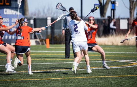 Lacrosse: After near-upset, No. 12 Wildcats prepare to face Marquette