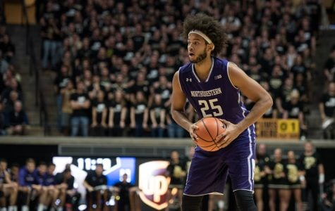 Men's Basketball: Northwestern's season ends after faltering late against Penn State