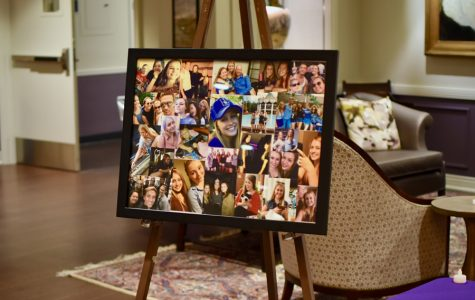 Students gather to celebrate life of Kenzie Krogh