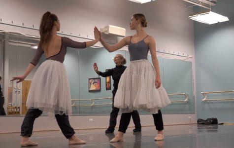 Local dance ensemble presents adaptation of 'A Midsummer Night's Dream'