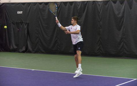Men's Tennis: Northwestern prepares for start of Big Ten play, No. 6 Illinois