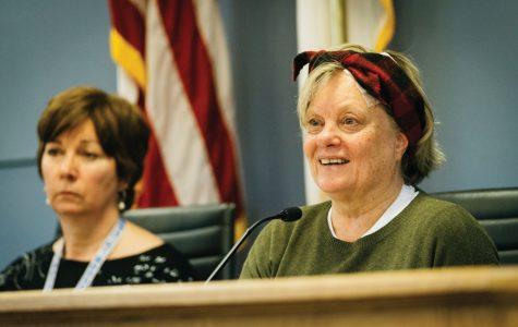 Aldermen delay action on proposed additional panhandling regulations