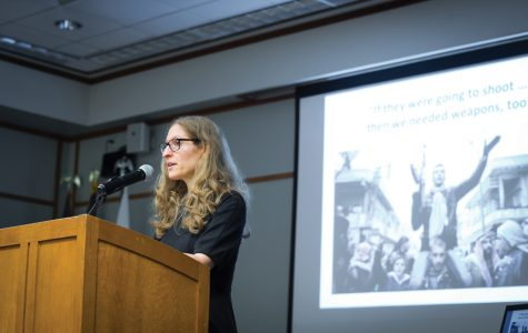 NU Prof. Wendy Pearlman highlights Syrian voices in Time Magazine cover story